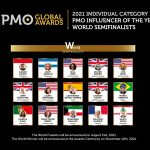Top 15 – PMO Influencer of the Year Nomination – 2021